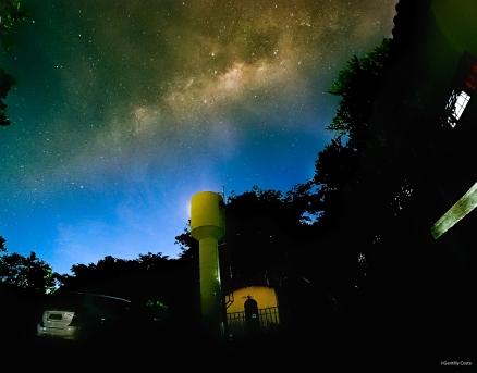 """""""... uma noite revela conhecimento a outra noite"""""""